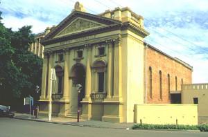 Newcastle Baptist Tabernacle