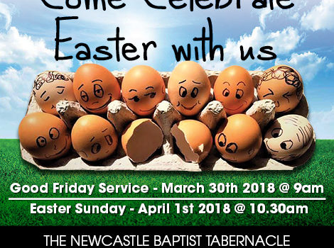 Easter Sunday 10.30 am